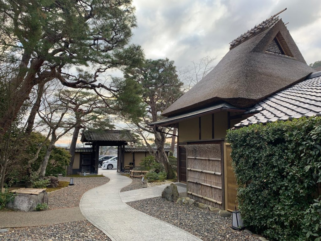 歯科セミナー,京都,翠嵐,嵐山,Kyoto,Arashiyama,湯豆腐,松籟庵,