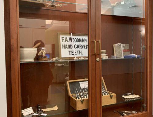ハーバード大学歯学部内を見せてもらいました