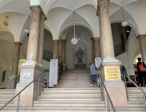 ウィーン大学でセミナー受けてきました①
