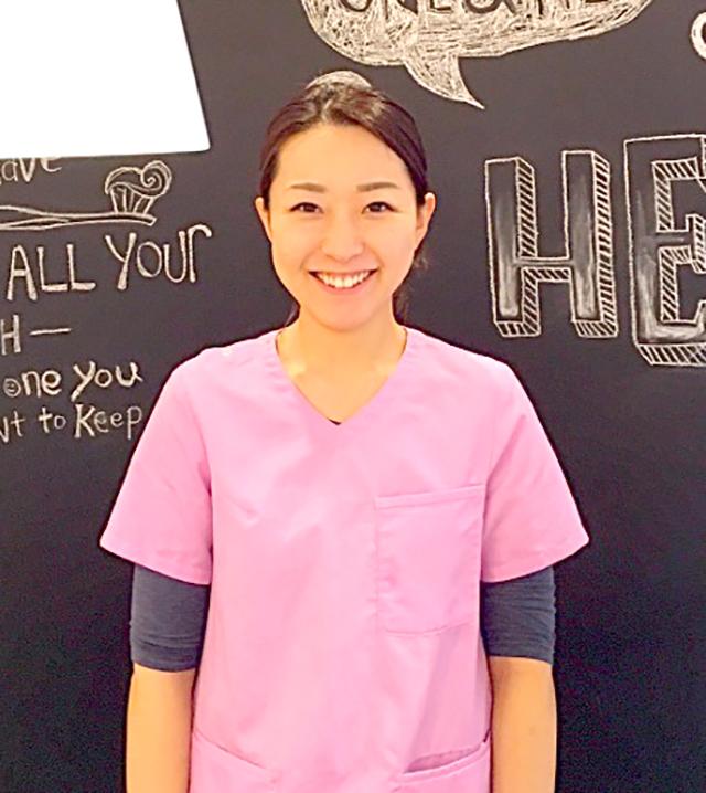 中村早希 Saki Nakamura
