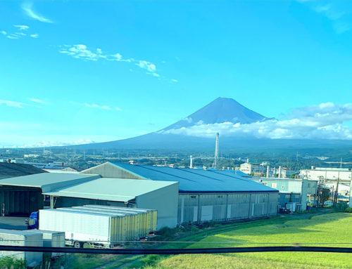 富士山いつ見てもいいね!